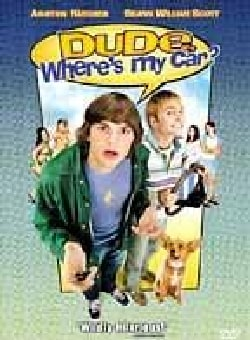 Dude Where's My Car? (DVD)