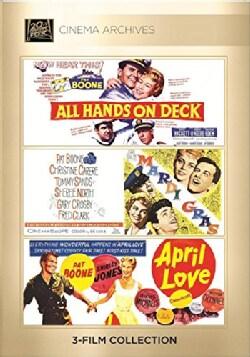All Hands On Deck/Mardi Gras/April Love