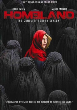 Homeland: Season 4 (DVD)