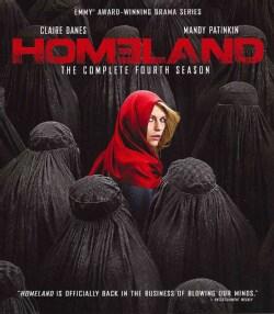 Homeland: Season 4 (Blu-ray Disc)