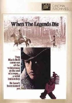 When The Legends Die (DVD)