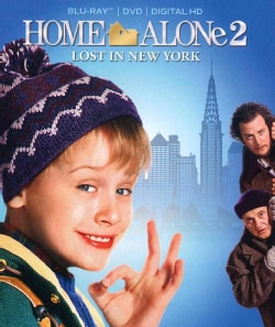 Home Alone 2: Lost In New York (Blu-ray/DVD)