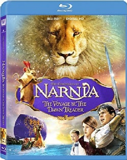 The Chronicles Of Narnia: Voyage Of The Dawn Treader (Blu-ray Disc)