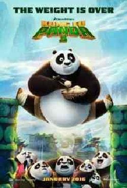 Kung Fu Panda 3 (Blu-ray/DVD)