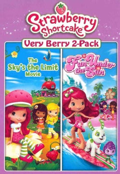 Strawberry Shortcake: The Sky's The Limit/Fun Under The Sun (DVD)