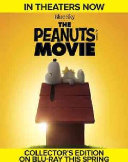 The Peanuts Movie 3D (Blu-ray Disc)