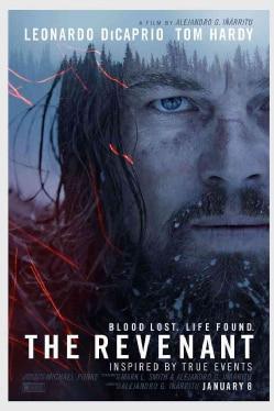 The Revenant (Blu-ray Disc)