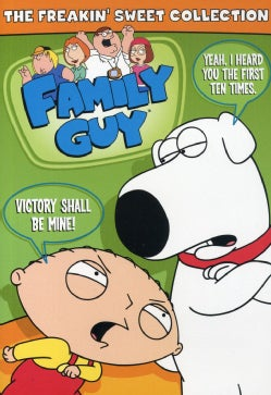 Family Guy: The Freakin' Sweet Collection (DVD)