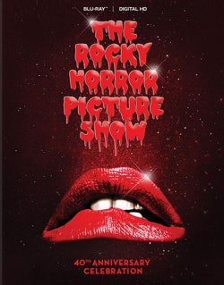 Rocky Horror Picture Show (40th Anniversary Edition) (Blu-ray Disc)