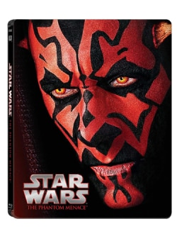 Star Wars: The Phantom Menace (Blu-ray Disc)