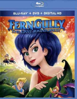 Ferngully: The Last Rainforest (Blu-ray/DVD)