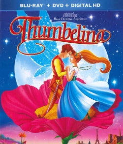 Thumbelina (Blu-ray/DVD)