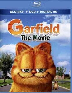 Garfield The Movie (Blu-ray/DVD)