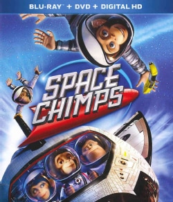Space Chimps (Blu-ray/DVD)