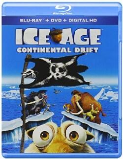 Ice Age: Continental Drift (Blu-ray/DVD)