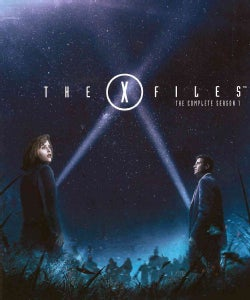 X-Files: Season 1 (Blu-ray Disc)