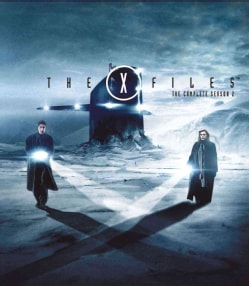 X-Files: Season 2 (Blu-ray Disc)