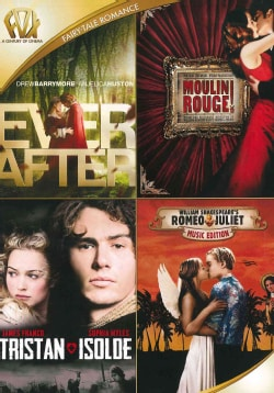 Ever After/Moulin Rouge/Tristan And Isolde Romeo And Juliet (DVD)