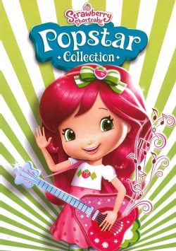 Strawberry Shortcake: Shortcake Popstar Collection (DVD)
