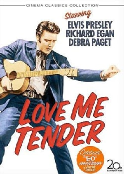 Love Me Tender (Special Edition) (DVD)