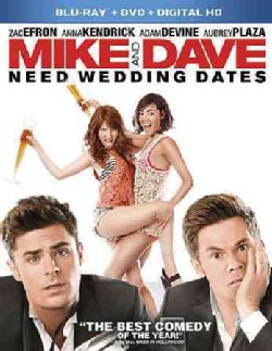 Mike And Dave Need Wedding Dates (Blu-ray/DVD)