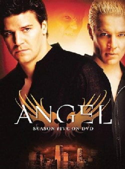 Angel: Season 5 (DVD)