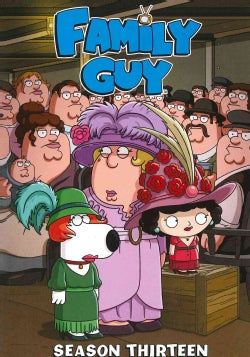 Family Guy: Season 13 (DVD)