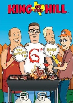 King Of The Hill: Season 6 (DVD)