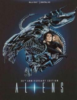 Aliens 30th Anniversary Edition (Blu-ray Disc)