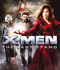 X-Men 3: The Last Stand (Blu-ray Disc)