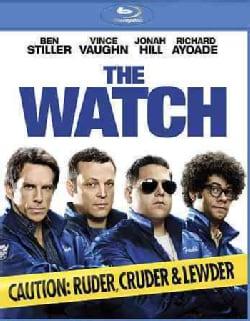 The Watch (Blu-ray Disc)