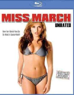 Miss March (Blu-ray Disc)
