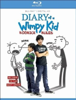 Diary Of A Wimpy Kid: Rodrick Rules (Blu-ray Disc)