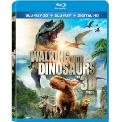 The Walking With Dinosaurs 3D (Blu-ray Disc)