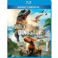 The Walking With Dinosaurs (Blu-ray Disc)