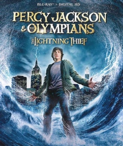 Percy Jackson & The Olympians: The Lightning (Blu-ray Disc)