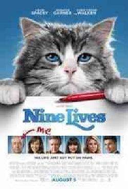 Nine Lives (Blu-ray Disc)