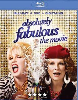 Absolutely Fabulous: The Movie (Blu-ray/DVD)