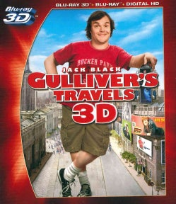 Gulliver's Travels 3D (Blu-ray Disc)