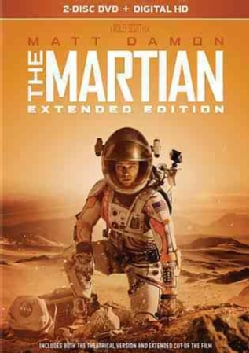 The Martian (Extended Edition) (DVD)