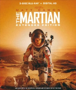 The Martian (Extended Edition) (Blu-ray Disc)