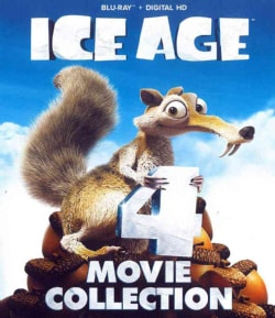Ice Age 4 Movie Collection (Blu-ray Disc)