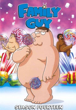 Family Guy: Season 14 (DVD)