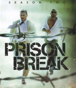 Prison Break: Season 2 (Blu-ray Disc)
