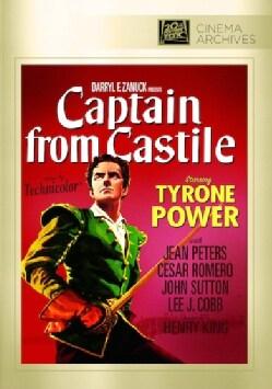 Captain From Castile (DVD)