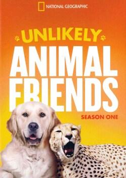 Unlikely Animal Friends: Season 1 (DVD)