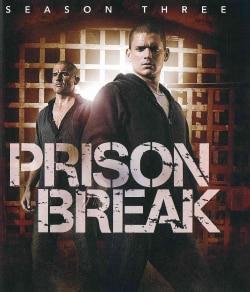 Prison Break: Season 3 (Blu-ray Disc)