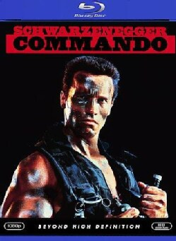 Commando (Blu-ray Disc)