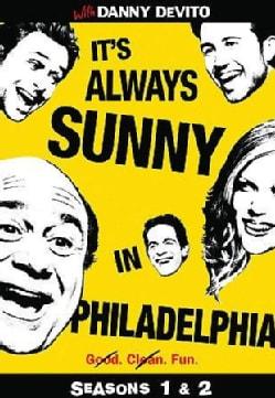 It's Always Sunny In Philadelphia: Season 1 & 2 (DVD)