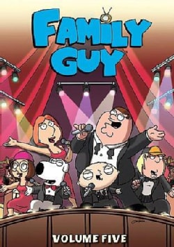 Family Guy Vol. 5 (DVD)